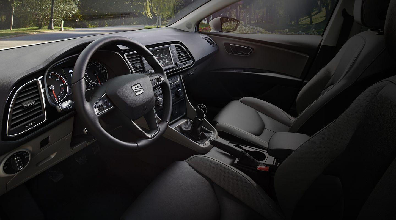 Tag kontrollen med ny teknologi seat leon 5 d rs for Innenraum design app