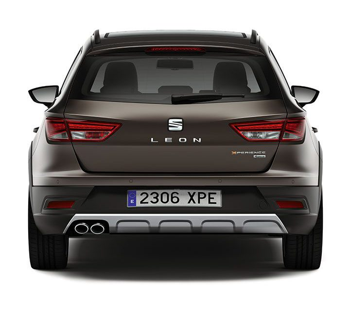 seat leon x perience 4 hjulstr k og h jere frih jde i eksklusiv offroad styling. Black Bedroom Furniture Sets. Home Design Ideas